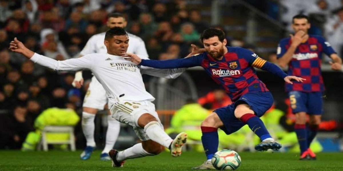 Clasico: la victoire du Real face au Barça en vidéo