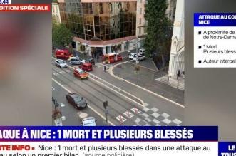 Attentat de Nice: une deuxième personne placée en garde à vue