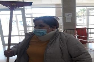 Salé: la photo d'une infirmière à l'hôpital Moulay Abdellah enflamme la Toile