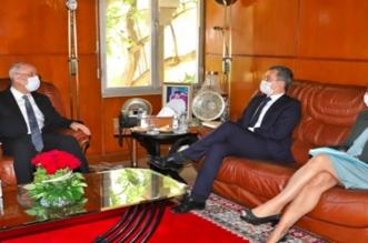 Rabat: Ahmed Taoufiq reçoit le ministre français de l'Intérieur
