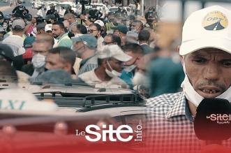 Casablanca: les chauffeurs de grands taxis montent au créneau (VIDEO)