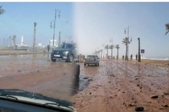 Rabat: grosses vagues impressionnantes sur la côte atlantique (PHOTOS/VIDEO)