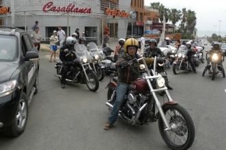 Harley Davidson n'a pas quitté le Maroc
