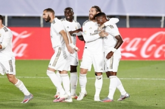 LDC: le Real Madrid s'incline face au Shakhtar Donetsk (VIDEO)