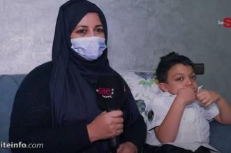 Le beau geste de Hammouchi envers un enfant malade (VIDEO)
