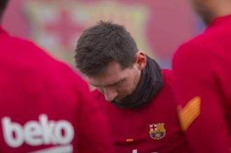 Décès de Maradona: Messi ému lors de la minute de silence du Barça (VIDEO)