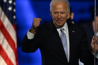 Joe Biden se fracture le pied en jouant avec son chien