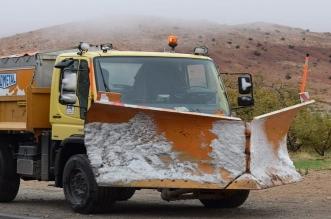 Chutes de neige: plusieurs routes bloquées au Maroc