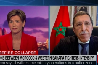 Intervention à Guergarate: Omar Hilale est passé sur CNN (VIDEO)