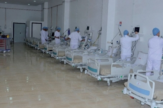 Covid-19: Agadir se dote d'un hôpital de campagne