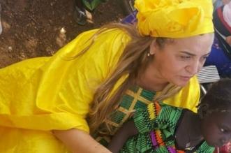 Conseillère du président du NTD, la Marocaine Naoual Atlas se livre à cœur ouvert