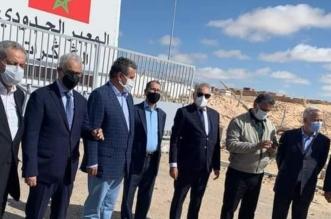 Guergarate: les leaders des partis politiques se sont rendus sur place (PHOTOS)