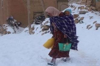 Vague de froid à Zagora: les autorités se mobilisent