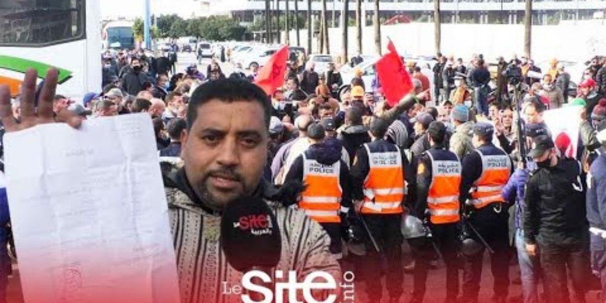 Casablanca: les professionnels du transport réclament la réouverture d'«Oulad Ziane» (VIDEO)