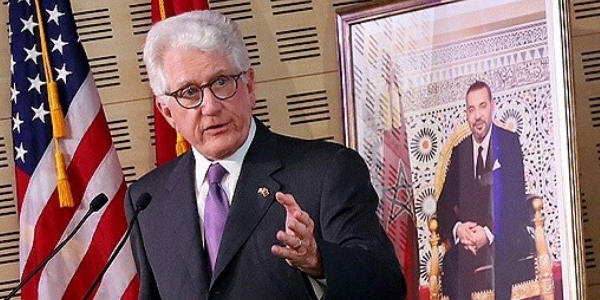 L'ambassadeur US informe les autorités marocaines de la date de son départ