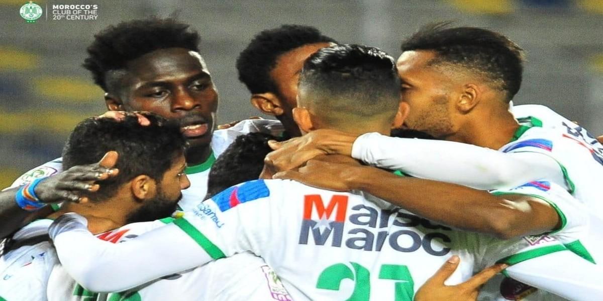 Coupe de la CAF: le Raja de Casablanca et Pyramids font match nul (VIDEO)
