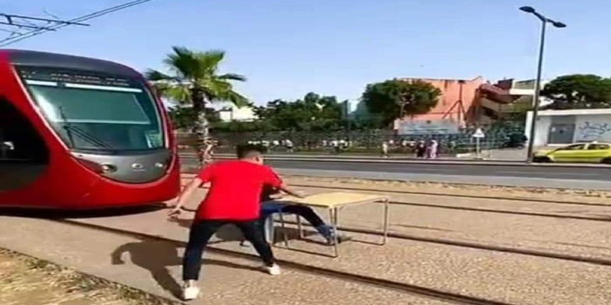 Du nouveau dans le procès de l'homme qui a bloqué le tram à Casablanca
