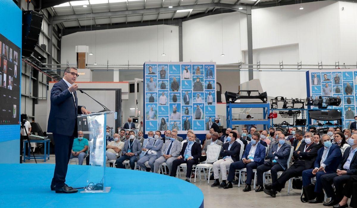 RNI: Akhannouch présente son programme à Oujda