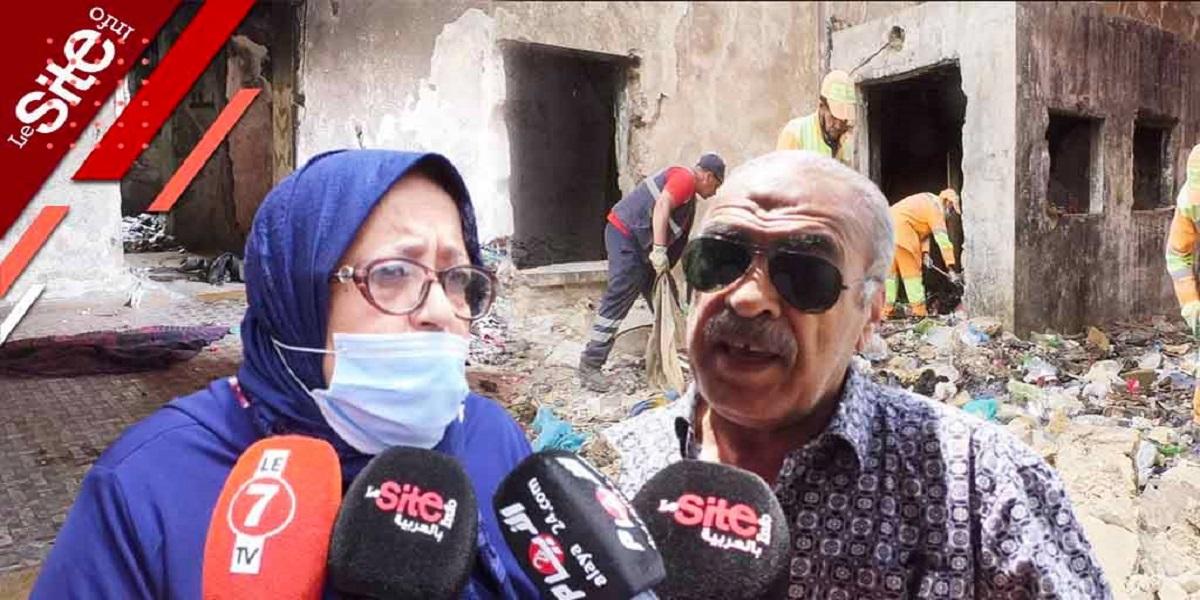 A Casablanca, une villa abandonnée transformée en lieu de prostitution démolie (VIDEO)