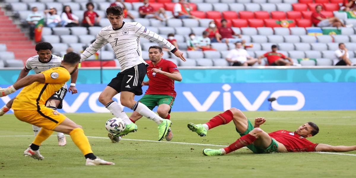 Euro 2020: l'Allemagne surclasse le Portugal (VIDEO)
