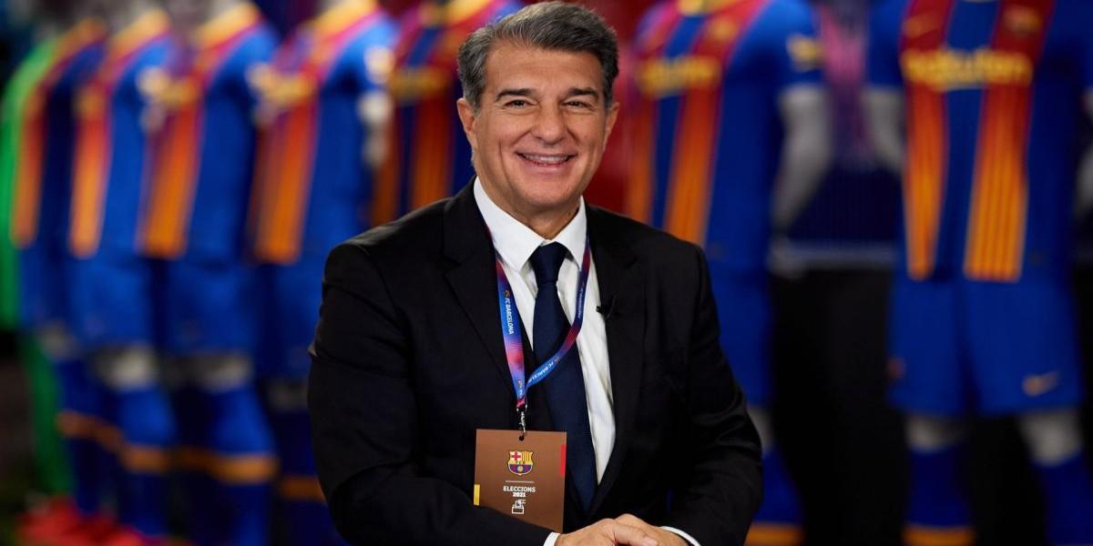 Le président du Barça défend encore le projet de la Super Ligue