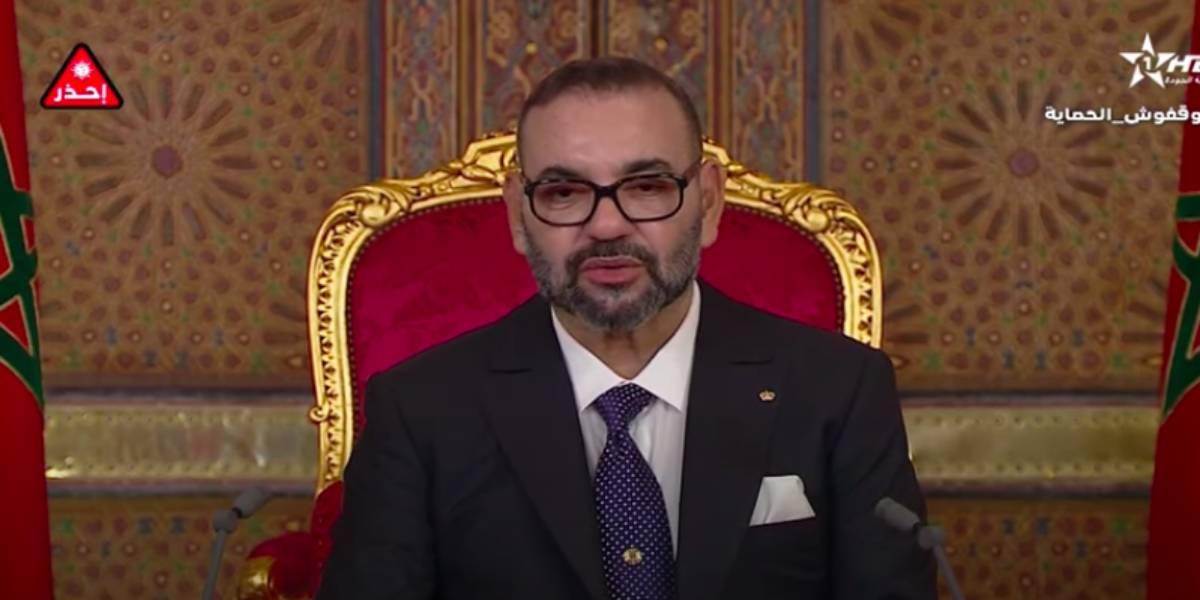 Mohammed VI aux Algériens: «Vous n'aurez jamais à craindre de la malveillance de la part du Maroc»